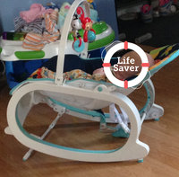 Fisher Price Infant-to-Toddler Rocker, Geo Diamonds uploaded by Lori J.