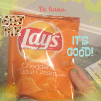 LAY'S® Cheddar & Sour Cream Flavored Potato Chips uploaded by Heather F.