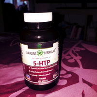 Amazing Nutrition 5-htp 100 Mg 120 Vcaps uploaded by Brandy H.