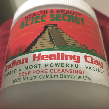 Photo of AZTEC SECRET Indian Healing Clay uploaded by angela a.