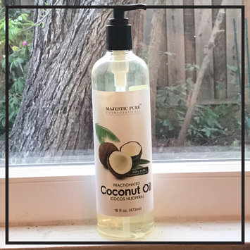 Photo of Majestic Pure Fractionated Coconut Oil 16 Oz uploaded by Maggie R.