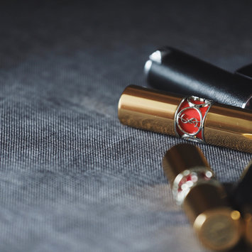 Photo of Yves Saint Laurent Rouge Volupté Silky Sensual Radiant Lipstick SPF 15 uploaded by Saima Z.