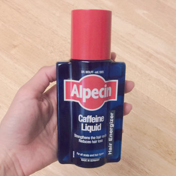 Photo of Alpecin After Shampoo Caffeine Liquid 200ml (blue) uploaded by Laura M.