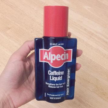 Photo of Alpecin After Shampoo Caffeine Liquid 200ml (blue) uploaded by Laura M.