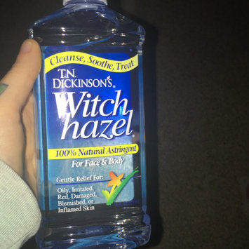 Photo of T.N. Dickinson's Witch Hazel Astringent uploaded by Gabby G.
