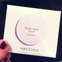 Arcona Triad Pads uploaded by Chantelle H.
