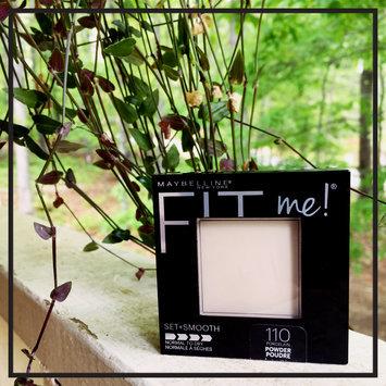 Maybelline Fit Me! Set + Smooth Pressed Powder uploaded by Kayla K.