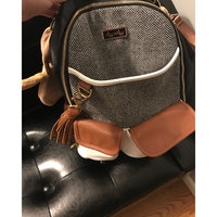Itzy Ritzy® Backpack Diaper Bag Backpack in Brown/Cream uploaded by Sarah P.