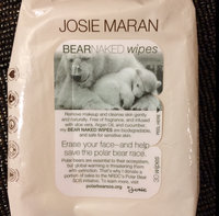 Josie Maran Bear Naked Wipes uploaded by Janese H.