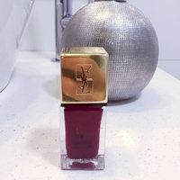 Yves Saint Laurent La Laque Couture uploaded by Gabriela R.
