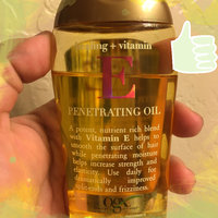 Ogx OGX Penetrating Oil, Healing + Vitamin E, 3.3 oz uploaded by Silvia C.