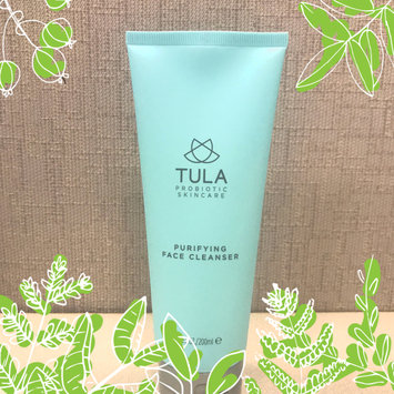 Photo of TULA Skin Care Purifying Face Cleanser with Probiotic Technology uploaded by Joanna W.