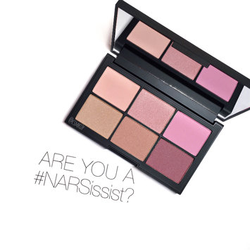 NARS NARSISSIST UNFILTERED CHEEK PALETTE Unflitered II uploaded by Caitlin K.