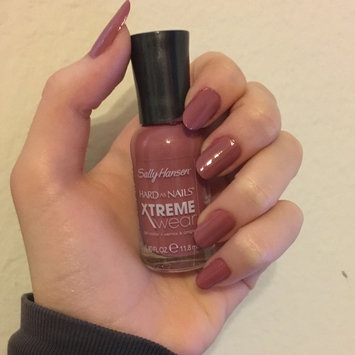Photo of Sally Hansen Hard As Nail Xtreme Wear Nail Color uploaded by Simay T.
