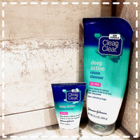 Clean & Clear® Deep Action Cream Cleanser uploaded by Jenna K.