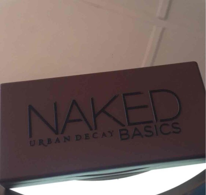 Urban Decay Naked Basics Palette uploaded by emma f.
