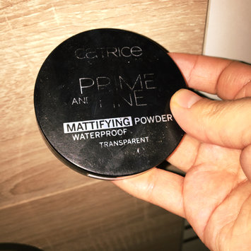Photo of Catrice Prime & Fine Waterproof Mattifying Powder uploaded by Nibras S.