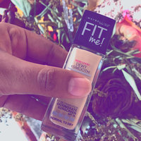 Maybelline Fit Me® Dewy + Smooth Foundation uploaded by 🍁✨Blogguerisima✨🍁