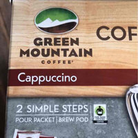 Keurig K-Cup Pack 9-Count Green Mountain Coffee Coffeehouse Cappuccino uploaded by Jennifer B.