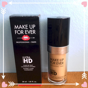 Photo of MAKE UP FOR EVER Liquid Lift Foundation uploaded by Samantha A.