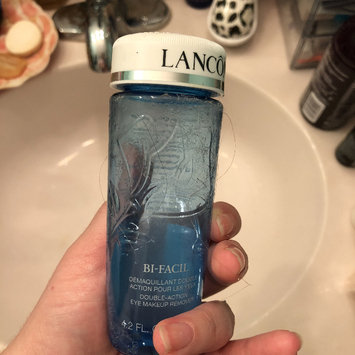 Photo of Lancôme Bi-Facil Double-Action Eye Makeup Remover uploaded by Emily  K.
