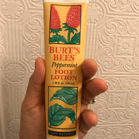 Burt's Bees Peppermint Foot Lotion uploaded by Katerine K.