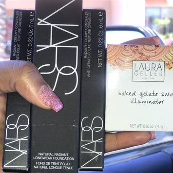 Photo of NARS Sheer Glow Foundation uploaded by Tina T.