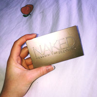 Urban Decay Naked Flushed uploaded by Floella C.