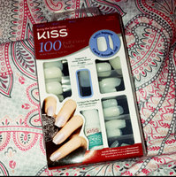 Kiss 100 Full Cover Nails, Short Length, Square 1 set uploaded by Maddie R.