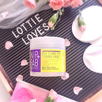 Nip+fab Nip & Fab Bee Sting Fix Cleansing Pads x 60 - Dbee sting uploaded by Lottie M.