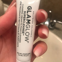 GLAM GLOW Supercleanse Daily Clearing Cleanser Mud to Foam 5.0 oz 150 g uploaded by amela o.
