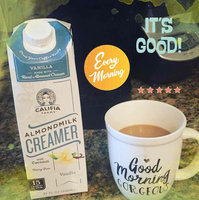 Califia Farms Vanilla Almond Milk Creamer 32 oz uploaded by Linda M.
