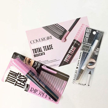 COVERGIRL Total Tease Mascara uploaded by Sunny L.