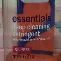 Clean & Clear® Essentials Deep Cleaning Astringent uploaded by 🌻Claire E.