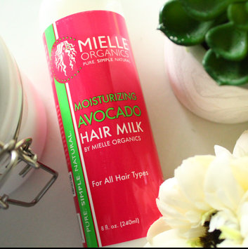 Photo of Mielle Organics Moisturizing Avocado 8-ounce Hair Milk uploaded by Angela M.