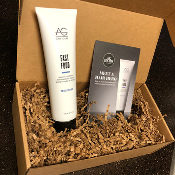 Photo of Ag Hair Moisture Fast Food Leave-On Conditioner uploaded by Megan M.