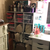 ClosetMaid 899600 6-Cube Stackable Laminate Organizer uploaded by Jessica A.