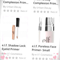 e.l.f. Shadow Lock Eyelid Primer uploaded by Dorsainvil E.