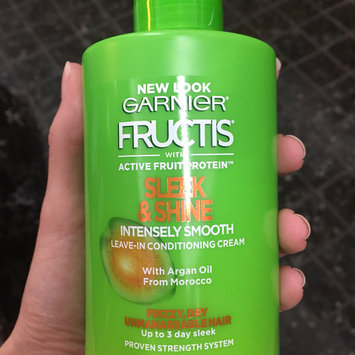 Photo of Garnier Fructis Sleek & Shine Leave-In Conditioner, 10.2 oz uploaded by Dominique N.