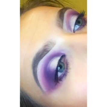 Photo of Morphe Pro 35 Color Eyeshadow Makeup Palette Plum Palette 35P - Professional matte eyeshadow palette with intense pigment uploaded by Jess 💖.