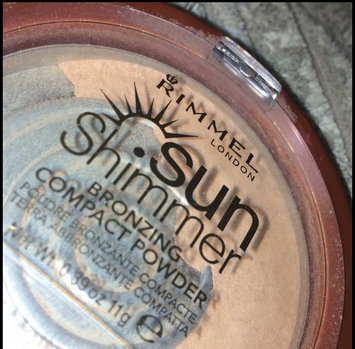 Photo of Rimmel London Sunshimmer Maxi Bronzer uploaded by Alisha E.