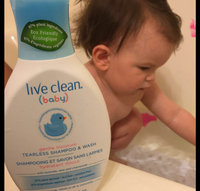 Live Clean Baby - Tearless Shampoo & Wash uploaded by Jerah R.
