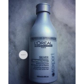 Photo of L'Oréal Paris Professionnel Serie Expert Silver Shampoo uploaded by Bouadou Z.