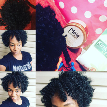 Maui Moisture Curl Quench + Coconut Oil Conditioner uploaded by nora j.