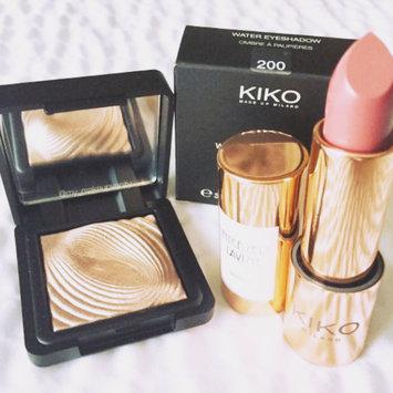 KIKO MILANO - Water Eyeshadow uploaded by Emy M.