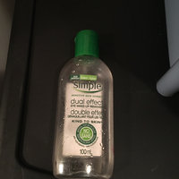 Simple® Skincare Dual Effect Makeup Remover uploaded by Jess g.