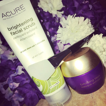Photo of Acure Organics Brightening Facial Scrub uploaded by Amanda B.