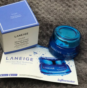 LANEIGE Water Bank Moisture Cream 1.6 oz/ 50 mL uploaded by Nilei S.