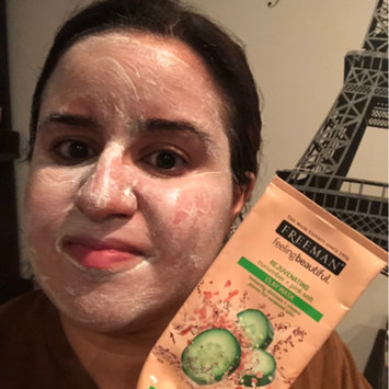 Photo of Freeman Feeling Beautiful Rejuvenating Clay Mask, Cucumber + Pink Salt 6 oz uploaded by Reema S.