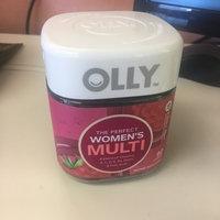 OLLY® The Perfect Women's Multi-Vitamin Blissful Berry Gummies uploaded by Jade D.
